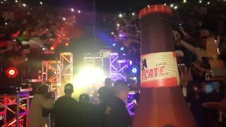 Manny Pacquiao Entrance