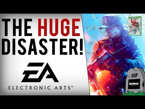 EA's Huge Chaos - Admits Battlefield Trouble, Anthem/BioWare Collapses & Apex Legends Slams Gamers!