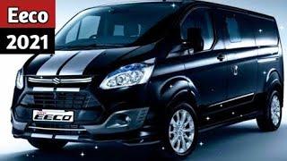 2020 Maruti Suzuki EECO VAN facelift launch in india interior, exterior, price and features