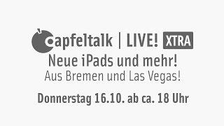 Apfeltalk LIVE! XTRA - Special Event 16.10.2014