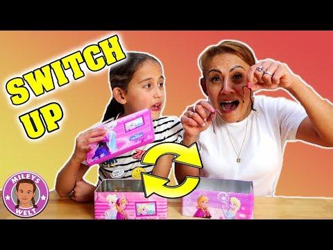 LUNCHBOX SWITCH UP Challenge - LEBENDE TIERE in der BOX? - Mileys Welt
