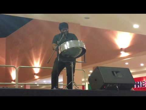 Despacito on the Steel Drums / Steel Pan - Cover / Performed by Johann Chuckaree