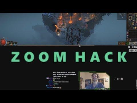 [PoE] Stream Highlights #289 - ZOOM HACK