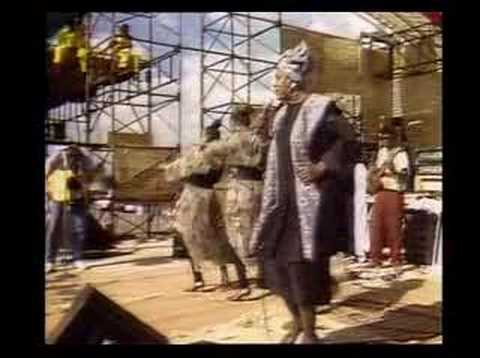 miriam makeba, Zimbabwe concert (paul simon - graceland land