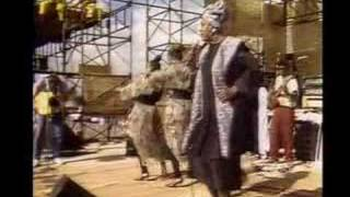 miriam makeba, Zimbabwe concert (paul simon - graceland land
