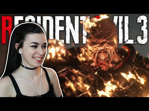 IT'S NEMESIS TIME... | Resident Evil 3 Remake Gameplay | Part 1