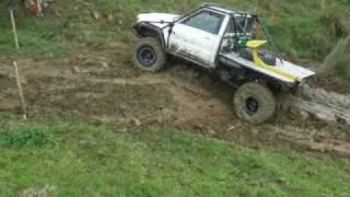 "Superwinch 2011 - Craig's ""God"" winch in action"
