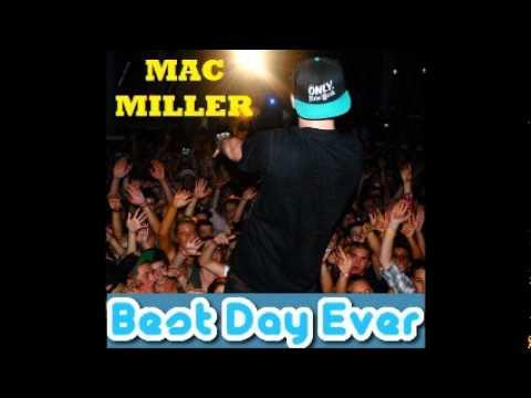 Mac Miller - In The Air w/lyrics