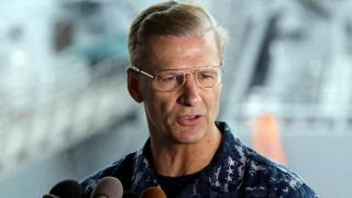 US Navy dismisses 7th Fleet commander after deadly mishaps