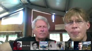 Electric Car Insider Magazine Live Chat with Terry Hershner and Chase Gregory