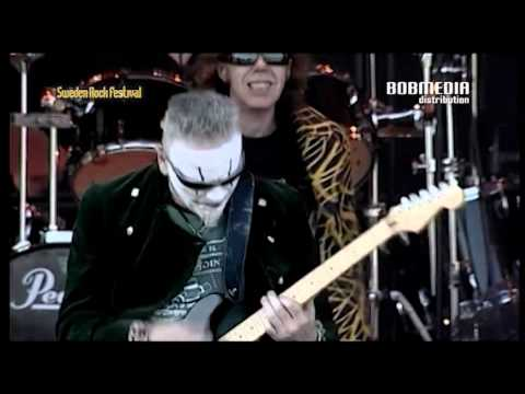 Alex Harvey Band - Midnight Moses (Live Sweden Rock)