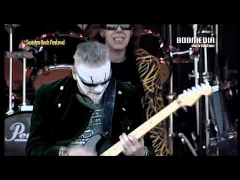Alex Harvey Band - Midnight Moses (Live Sweden Rock)