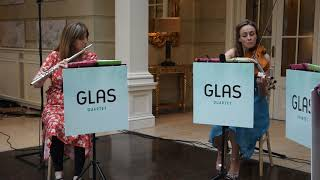 Glas Quartet - 'Someone You Loved'