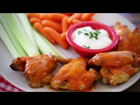 How To Make Slow Cooker Buffalo Wings | Chicken Wing Recipes | Allrecipes.com