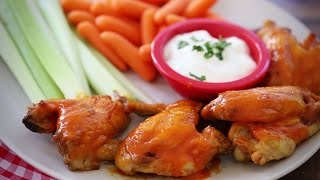 Chicken Wing Recipes - How To Make Slow Cooker Buffalo Wings