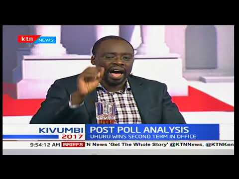 Post election demos report in Mathare, Kisumu and Kibra