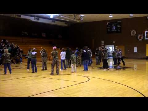 Paola Middle School Staff- Gangnam Style!