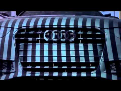Audi Canada. IPad Slot Car Race.