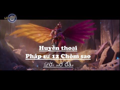 Lời mở đầu – Huyền thoại Pháp sư 12 Chòm Sao I Nhà của Ngư