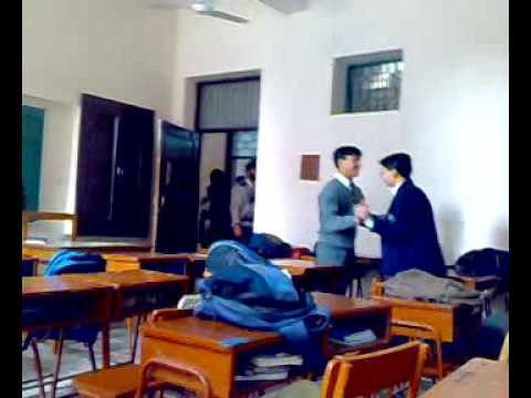 Class Video3(Air Force Bal Bharati School,Class X-D)