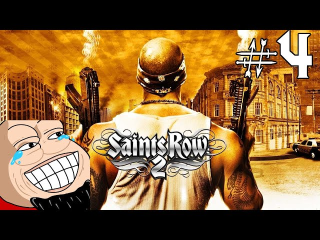 Saints Row 2 | Part 4 | Having fun with RPGs | Two Crazy Gamers