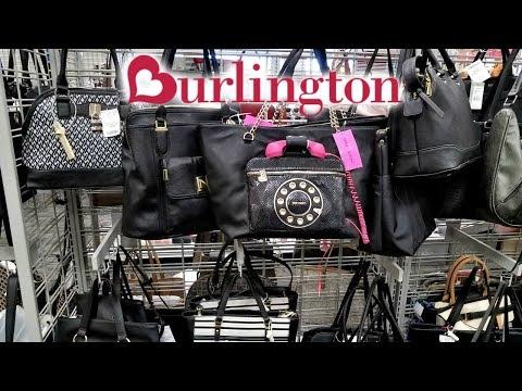 Shop With ME BURLINGTON HANDBAGS BETSEY JOHNSON ANNE KLEIN CALVIN KLEIN 2018