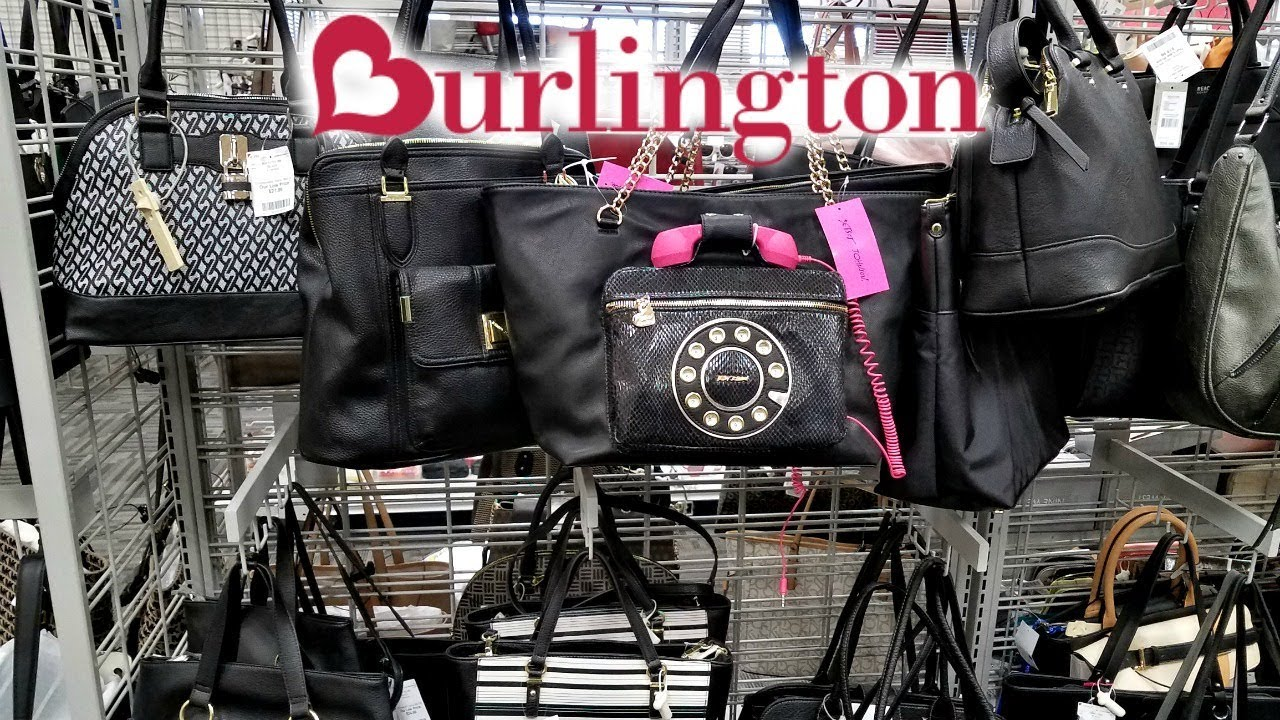 With Me Burlington Handbags Betsey Johnson Anne Klein Calvin 2018