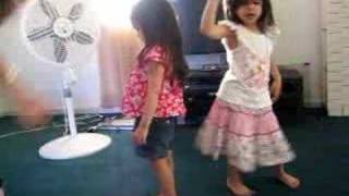gypsy girl danceing