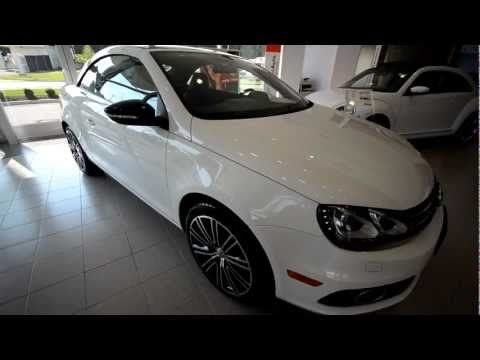 BRAND NEW Walk Around 2013 Volkswagen Eos SPORT at Trend Motors VW in Rockaway, NJ