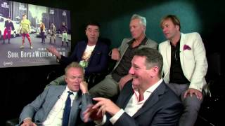 Spandau Ballet Interview - Soul Boys of The Western World