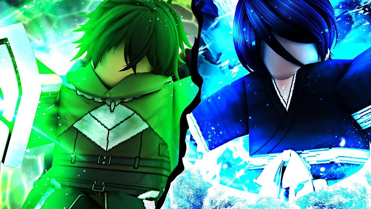 Rising of the Shield Hero, Naofumi & White Snow Shikai, Rukia Kuchiki in Roblox