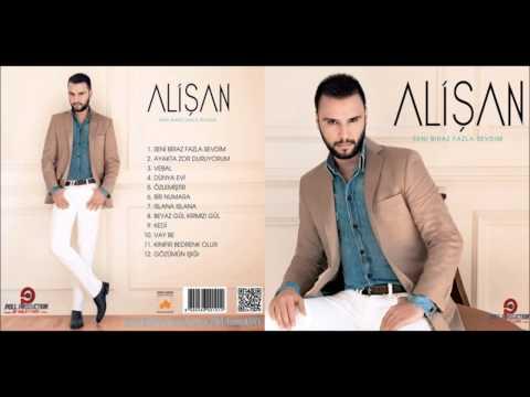 Alişan - Seni Biraz Fazla Sevdim_Yeni Albüm 2013