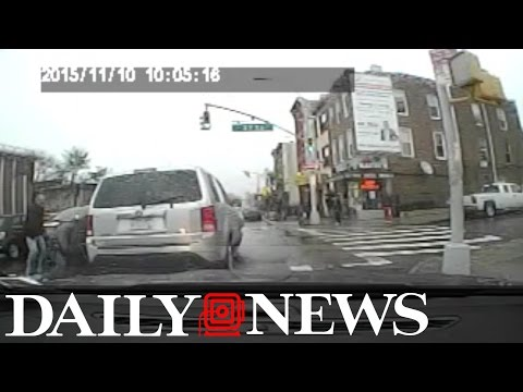 Brooklyn Car Chase Ends In Arrest