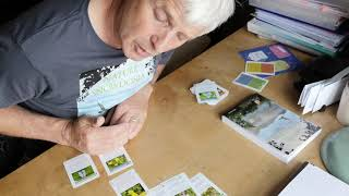 Using Naturesworks's Wildflower Playing Cards