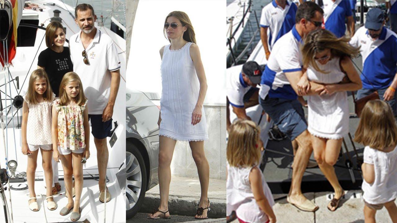 Reyes de espa a el destino de sus vacaciones privadas en - Casa de los reyes de espana ...