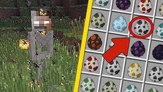 Minecraft Mods   Nuevas Turbas De Esqueletos En Minecraft   Mods Para Minecraft