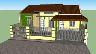 Renovasi Rumah Tipe 36 Menjadi Lebih Luas Request By Eko Syafrianto Youtube