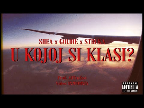 GOLDIE x SHEA x STRUKA - U KOJOJ SI KLASI? [Official Music Video] - Honey Money Gang