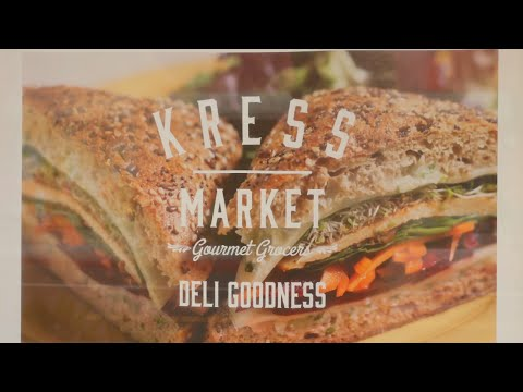 Kress Market - Organic food in Downtown Long Beach