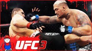 EA Sports UFC 3 (PS4 Pro) - Как научиться хорошо играть? (Разбираемся на стриме)