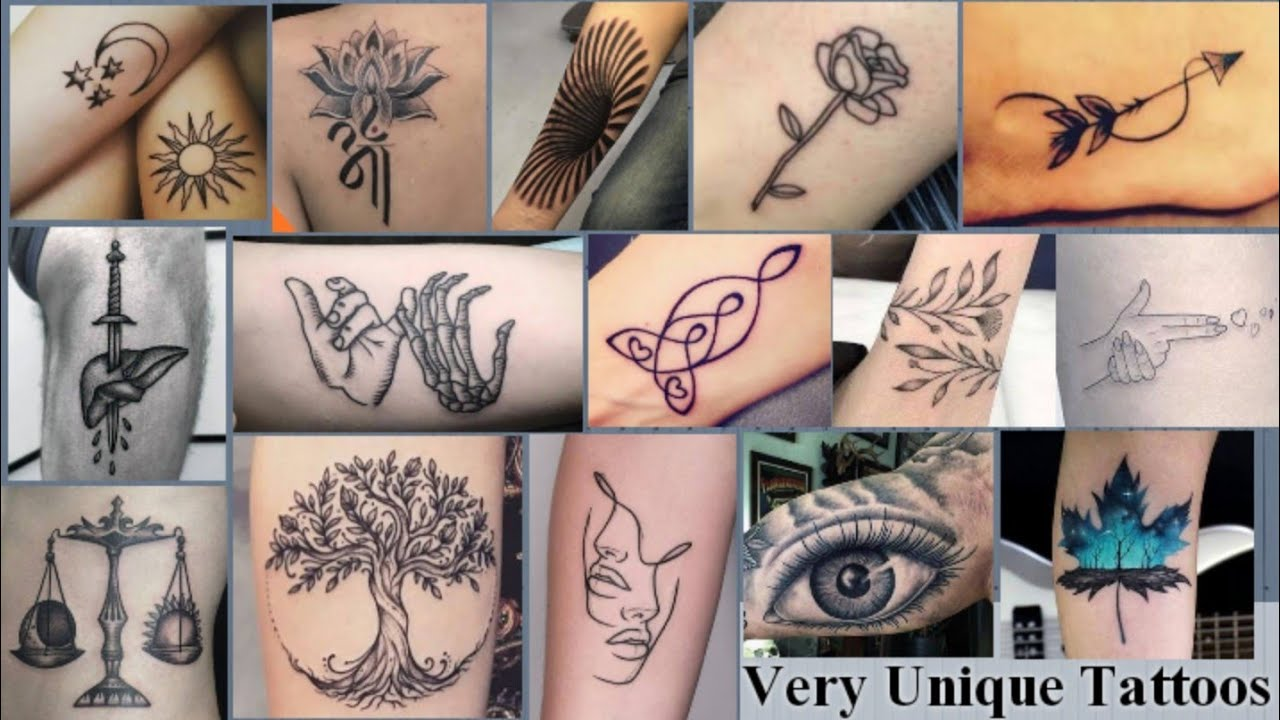 Best and beautiful meaningful tattoos for men and women   unique tattoo  ideas