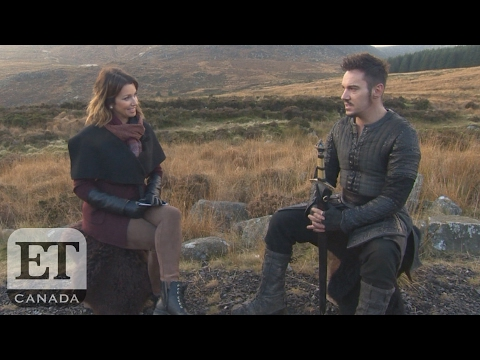 Jonathan Rhys Meyers Makes Debut On History's 'Vikings'