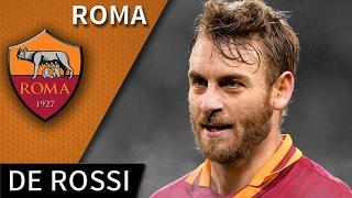 Daniele De Rossi • Roma • Best Tackels, Passes & Goals • HD 720p