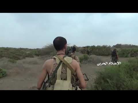 houthi drive out invaders in hodeidah yemen