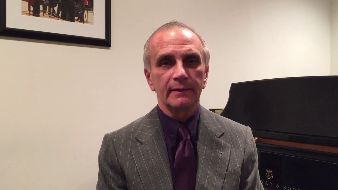 video: Gary Kulesha talking about his composition in February 2016