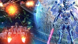 Action, Rollenspiel & Strategie - alles in einem Spiel - Was ist... Warshift? (Gameplay)