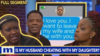 She Loves Her Stepdad! No...She REALLY Loves Him! | The Maury Show