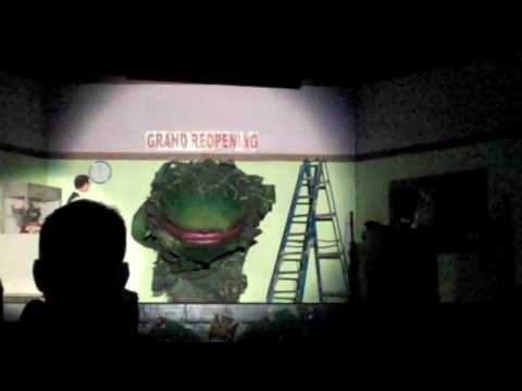 """Arcadia Valley High School's """"The Little Shop of Horrors"""", Look's Like Plant Food to Me..."""