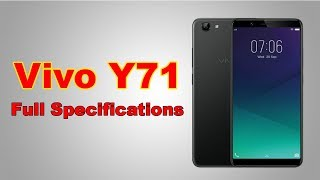 Vivo Y71 Review of Specification & Opinions! - Best Budget Smart Phone in April - New Mobile - CTA