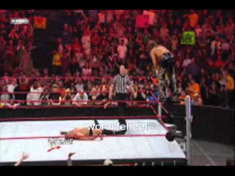 WWE Shawn Michaels Tribute (Chances by Five For Fighting)